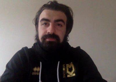 Media Manager – Antoni Fruncillo, MK Dons