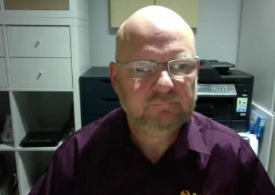 Director (Disability Services) – David Smith, B Reason-ABLE CIC