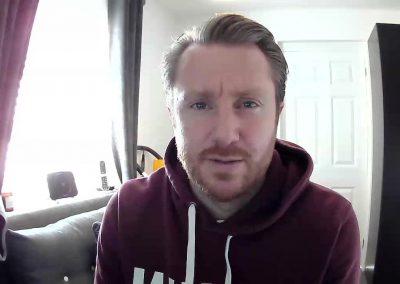 Community Ambassador – Dean Bowditch, MK Dons