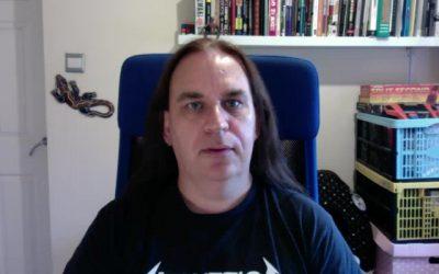 Web Designer – Martin Hooper, MKH Creative