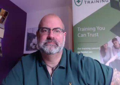 Learning and Development Manager – Ross Abbott, Green Cross Training Ltd