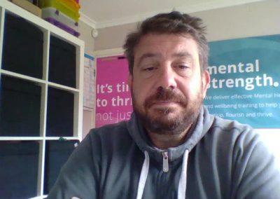 Managing Director (Mental Health) – Simon Nichols, Thrive