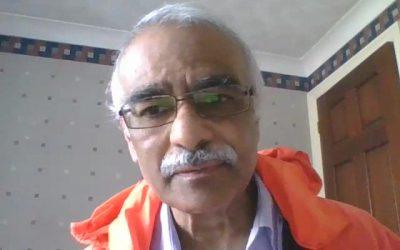 Lecturer in Environmental Engineering – Suresh Nesaratnam, The Open University