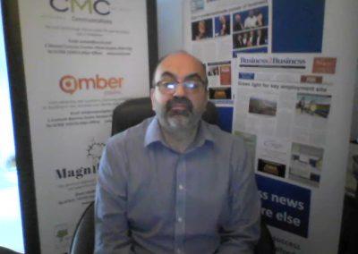 Head of Business Development – Tim Lee, Collaborate MK